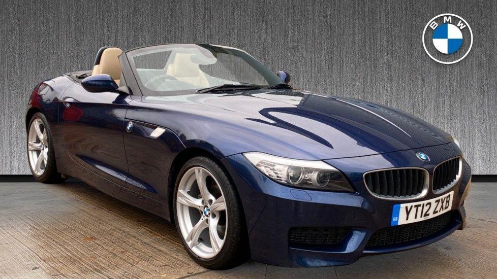 Image 1 - BMW sDrive20i M Sport Roadster (YT12ZXB)