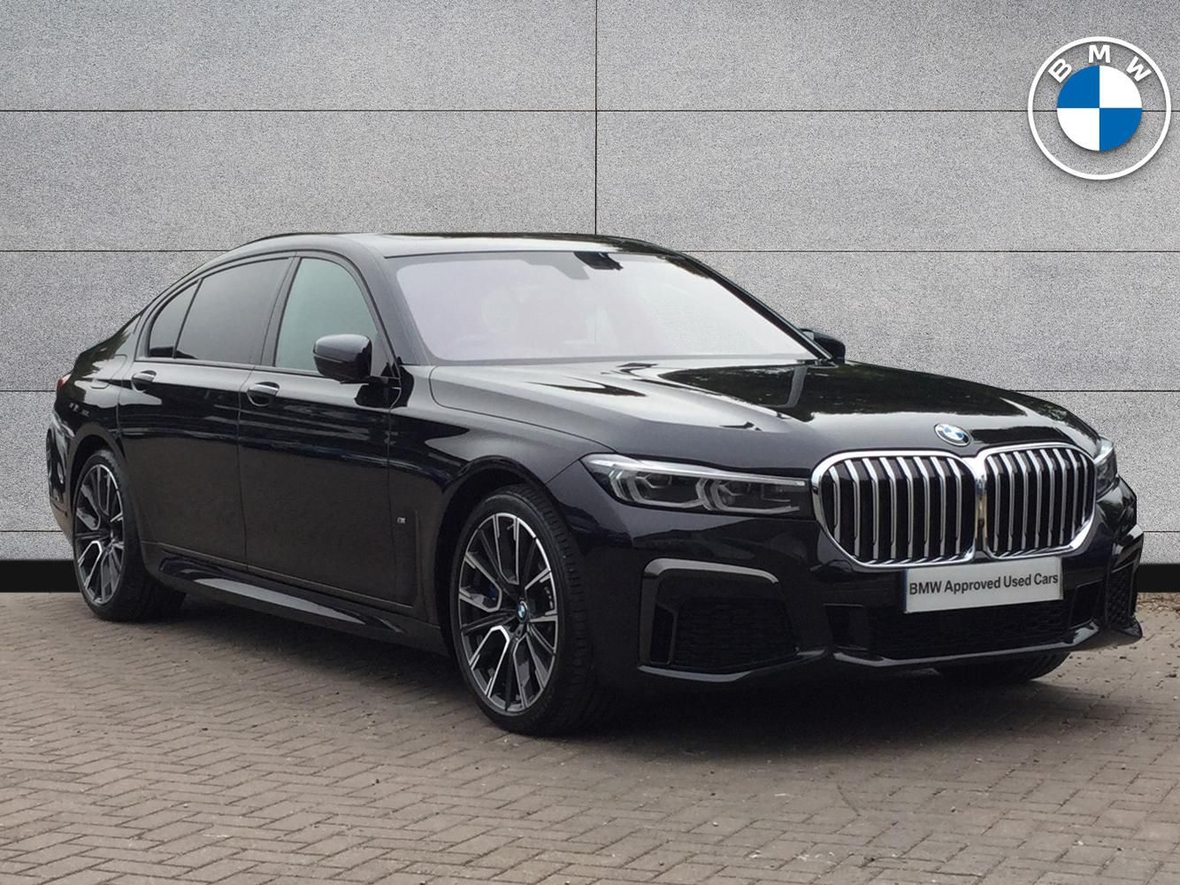Bmw 7 Series Black 4dr 2020 For Sale In Worcester Rybrook