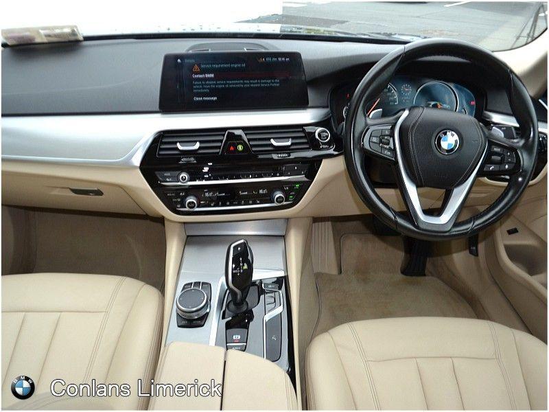 Used BMW 5 Series 520d SE Saloon (2017 (171))