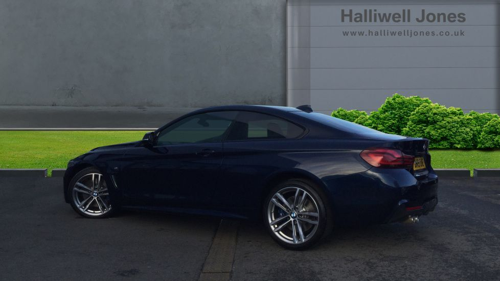 Image 2 - BMW 430d M Sport Coupe (DH19OVE)
