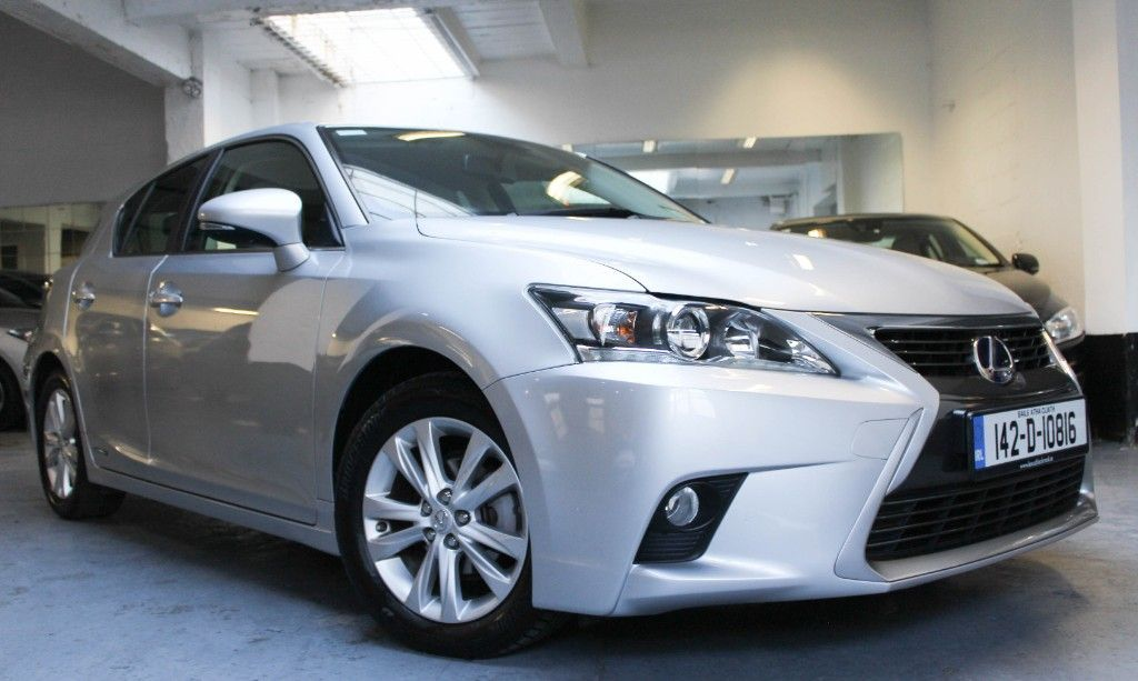 Lexus CT200H EXECUTIVE - IVORY LEATHER -LOW MILEAGE - IRISH CAR -ONE OWNER
