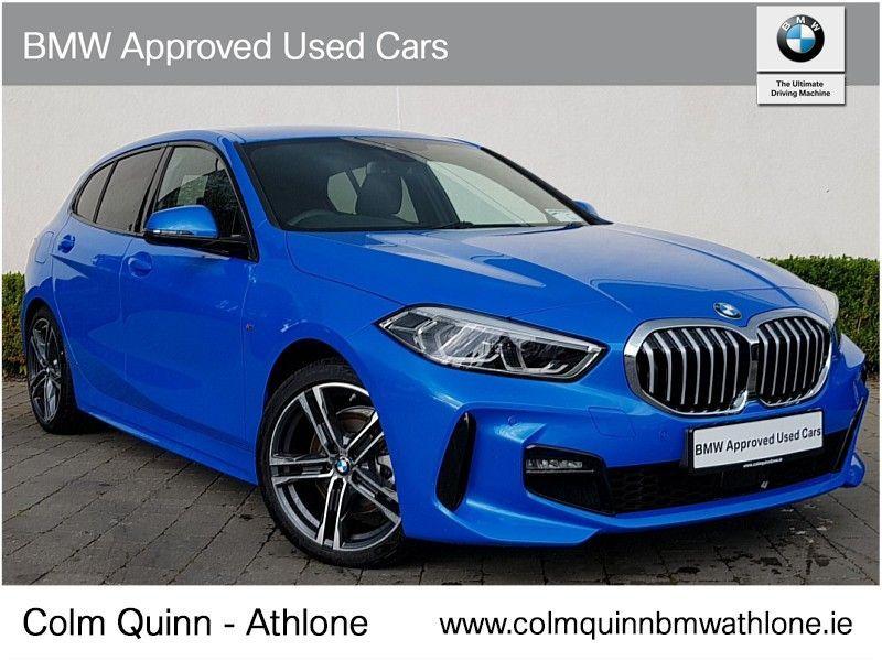 Used BMW 1 Series 118d M Sport (2020 (202))