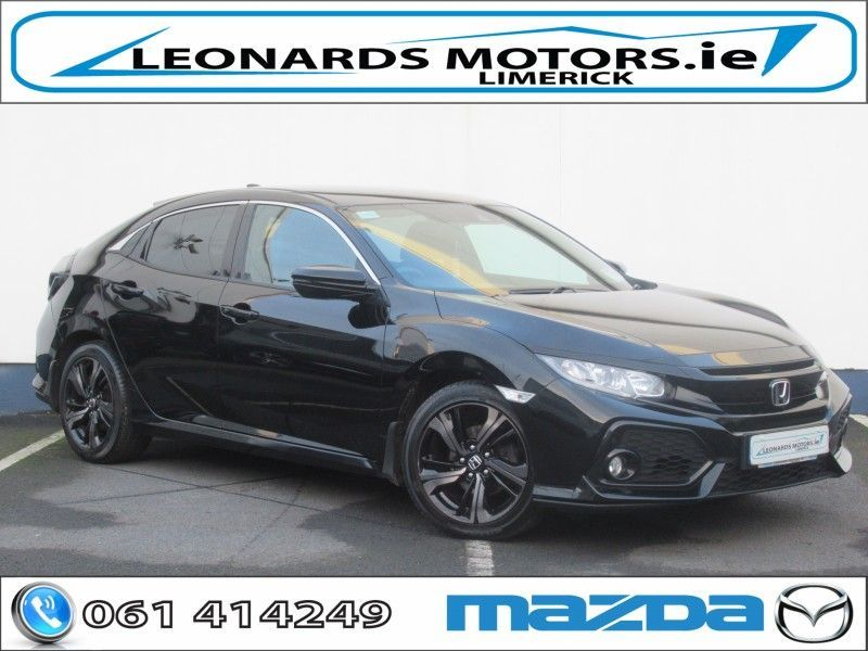 Honda Civic CIVIC 1.0 SMART PLUS 5DR