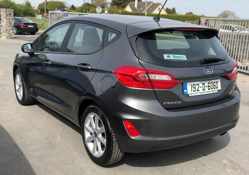 Used Ford Fiesta ZETEC 1.1 85PS M5 5DR 4 (2019 (192))