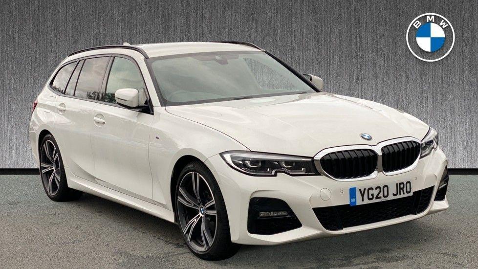 Image 1 - BMW 320i M Sport Touring (YG20JRO)
