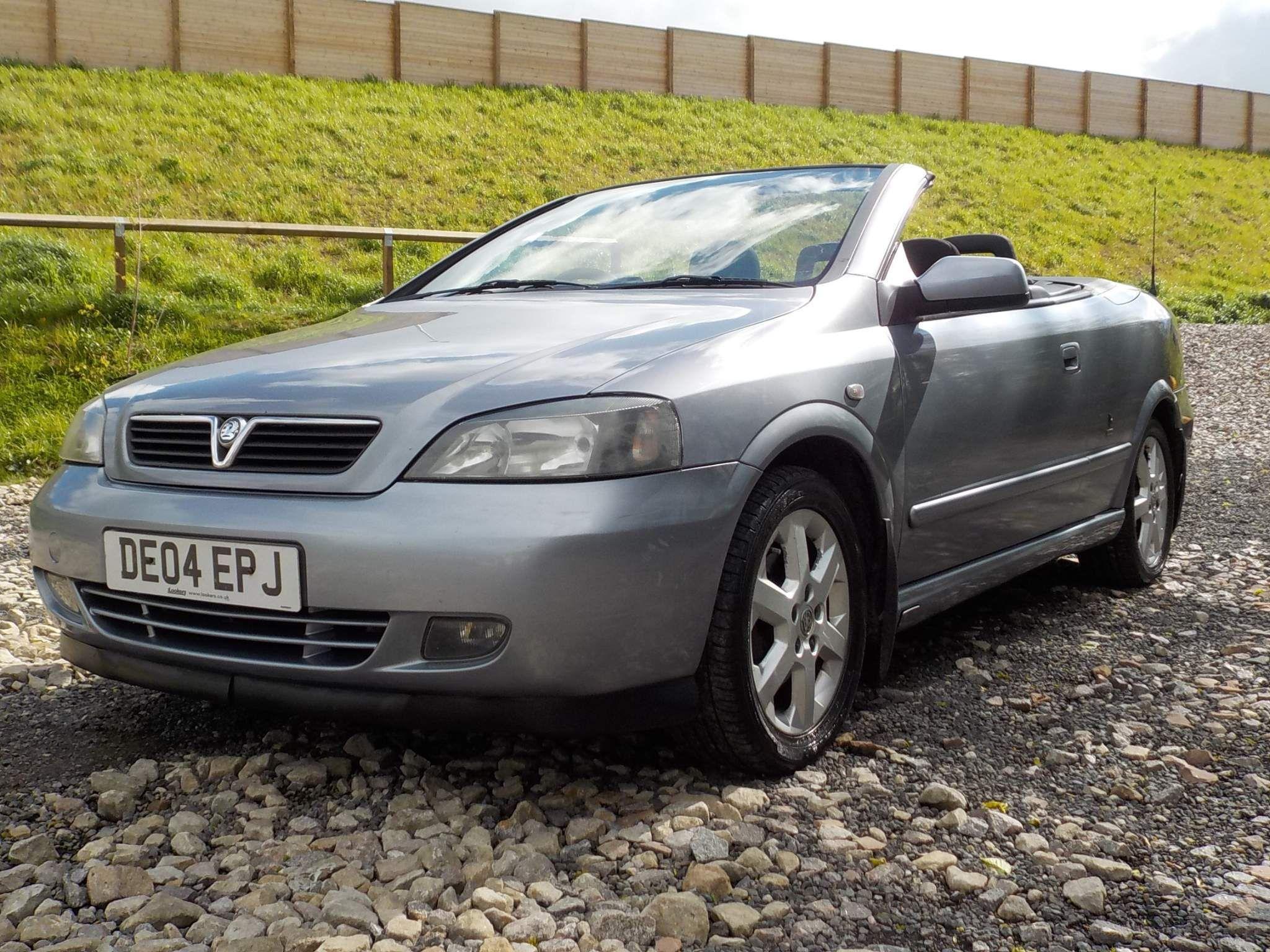 Vauxhall Astra 1.8 i 16v 2dr