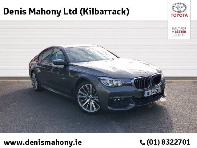 BMW 7 Series 730D M SPORT AUTO @ DENIS MAHONY KILBARRACK