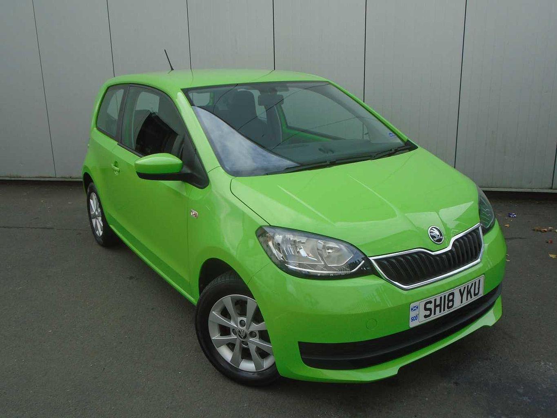 ŠKODA Citigo 1.0 MPI (60PS) SE Hatchback 3-Dr