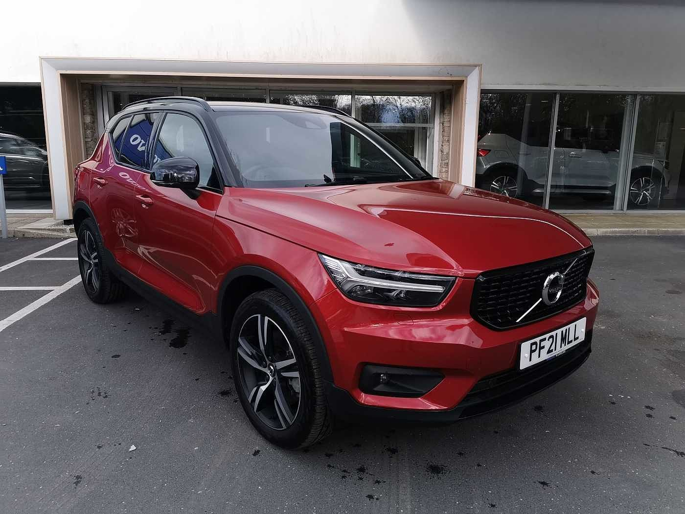 Volvo XC40 Recharge Plug-in hybrid T4 FWD R-Design Automatic