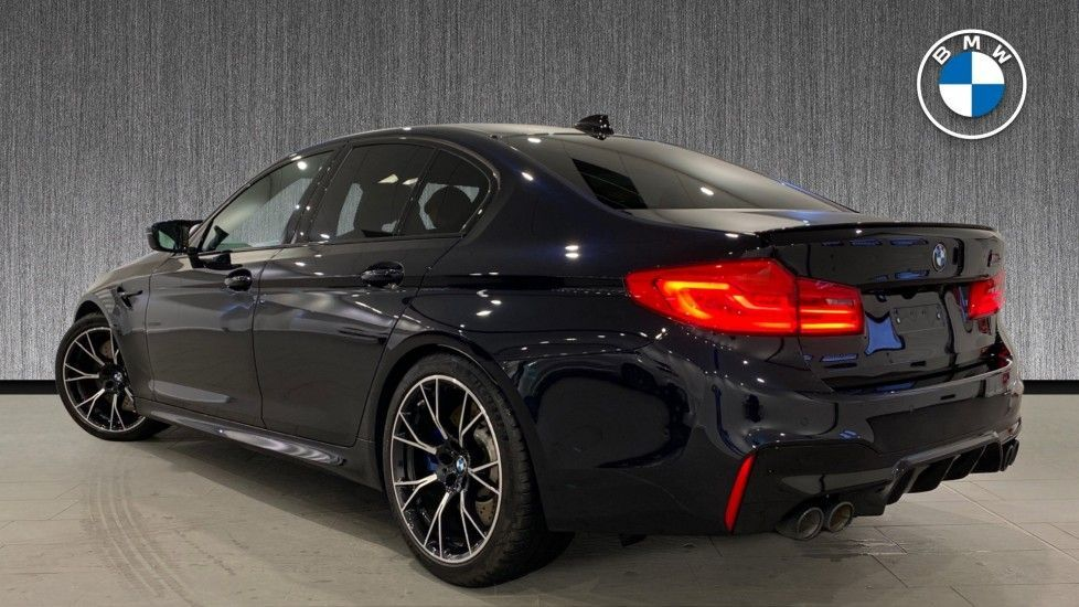 Image 2 - BMW BMW  Competition Saloon (VN19AXW)