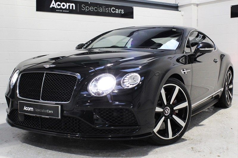 Bentley Continental GT V8 S MDS 4.0 2dr