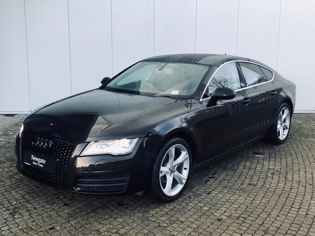 Audi A7 3.0 TDI 'Advertised at a straight deal cash price'