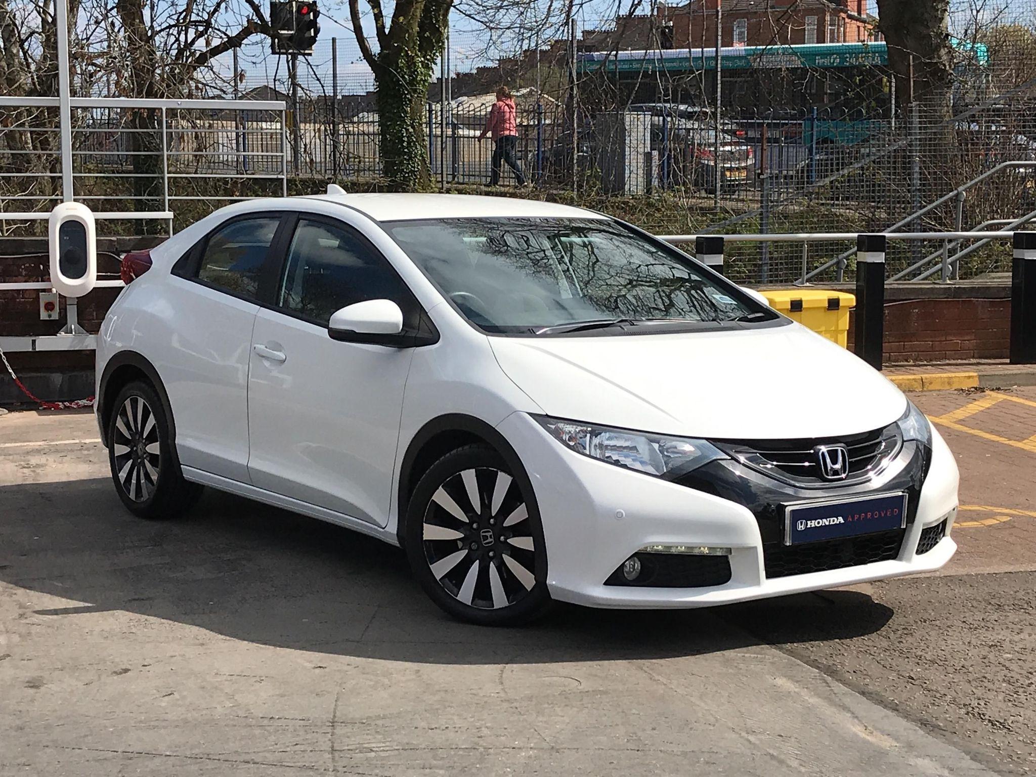 Honda Civic 1.8 i-VTEC SE Plus-T 5dr