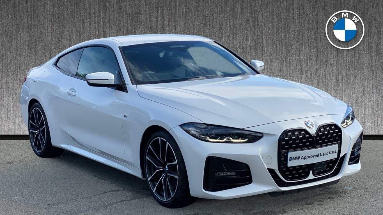 Image 1 - BMW 420d M Sport Coupe (YG70GCO)