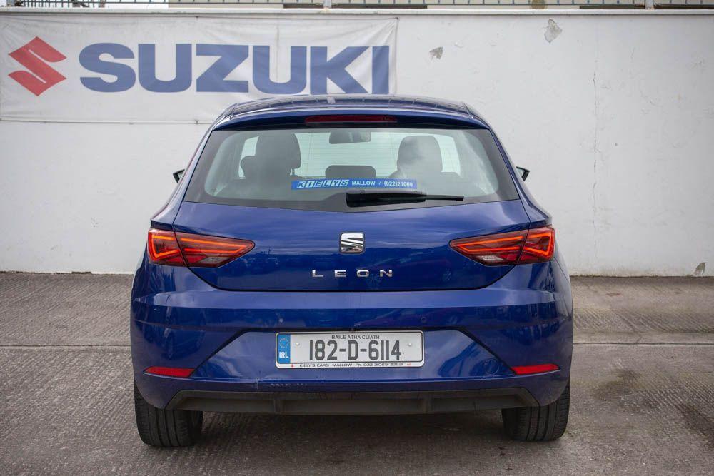 Used SEAT Leon 1.6 SE Hatchback Diesel Manual (90bhp) (2018 (182))