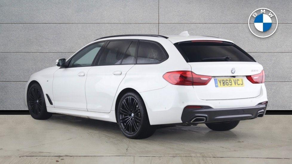 Image 2 - BMW 520d M Sport Touring (YB69VCJ)