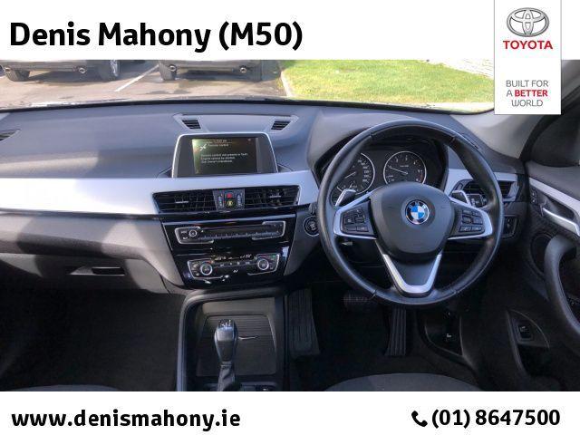 Used BMW X1 XDRIVE18D XDRIVE 18D SE 2TB ZAX2 5DR AUTO (2017 (171))