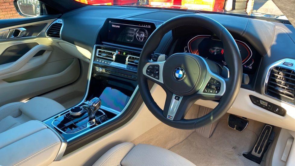 Image 5 - BMW 840i Gran Coupe (YE69WNX)