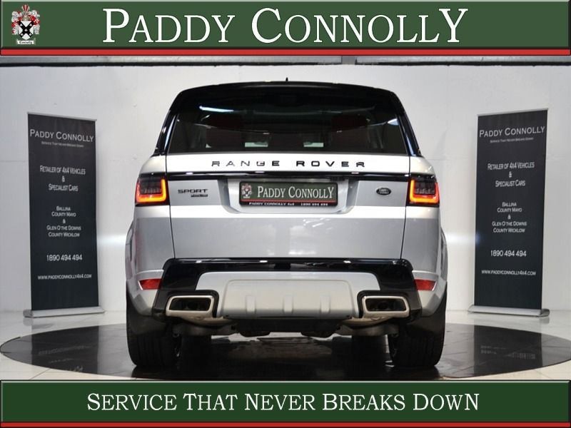 Used Land Rover Range Rover Sport 201 P400e *5 Seat N1 Bus.Class* HSE DYNAMIC (2020 (201))