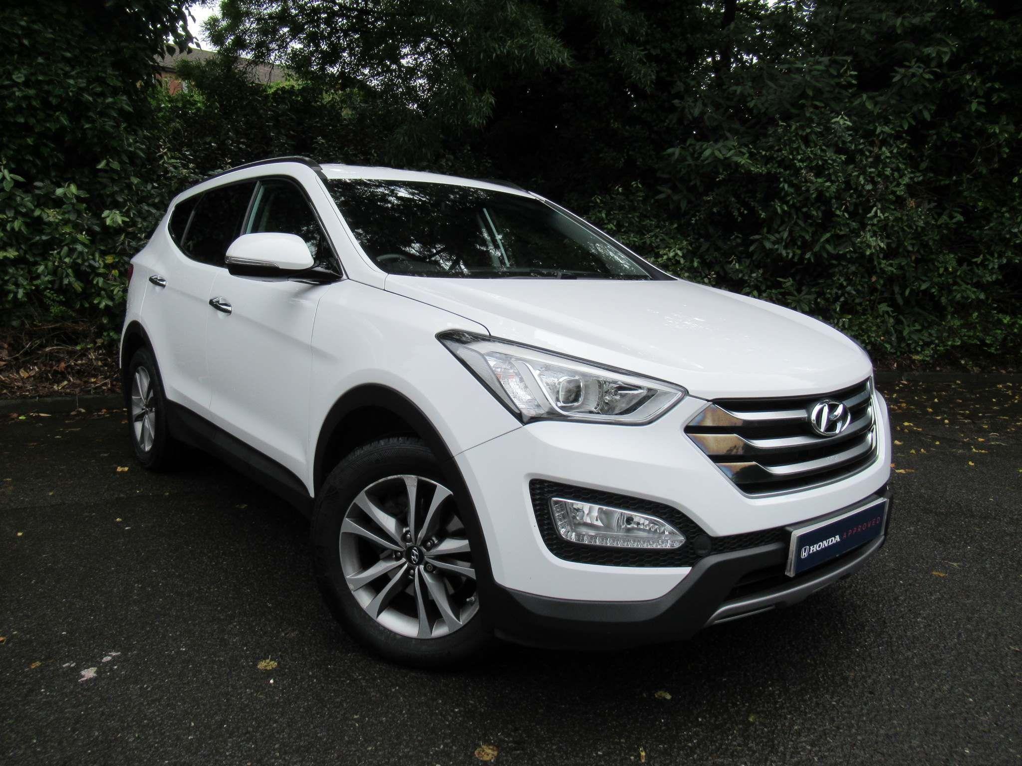 Hyundai Santa Fe 2.2 CRDi Premium 4WD 5dr (5 seats)