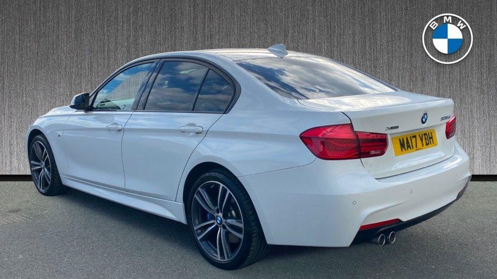 Image 2 - BMW 335d xDrive M Sport Saloon (MA17YDH)