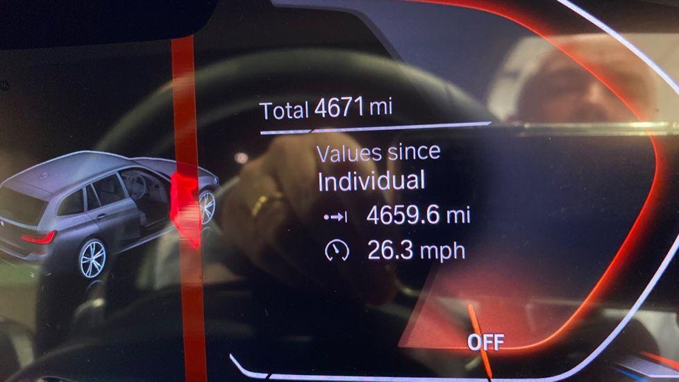 Image 8 - BMW 330d M Sport Pro Edition Touring (DE20WAU)