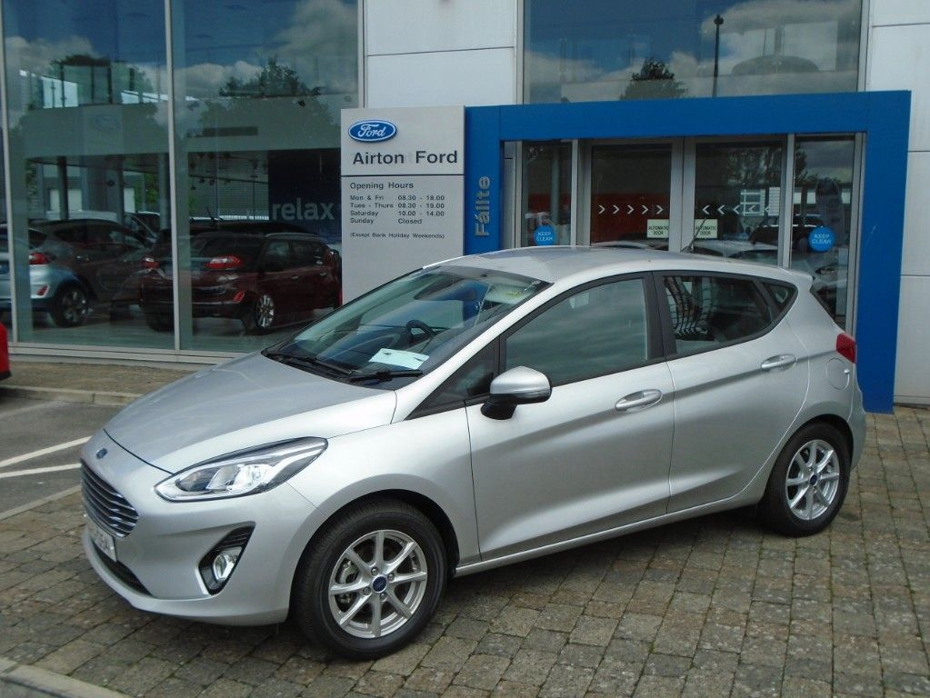 Ford Fiesta TITANIUM 1.5 TDCI 85PS 5DR 6SPS * SCRAPPAGE AVAILABLE *