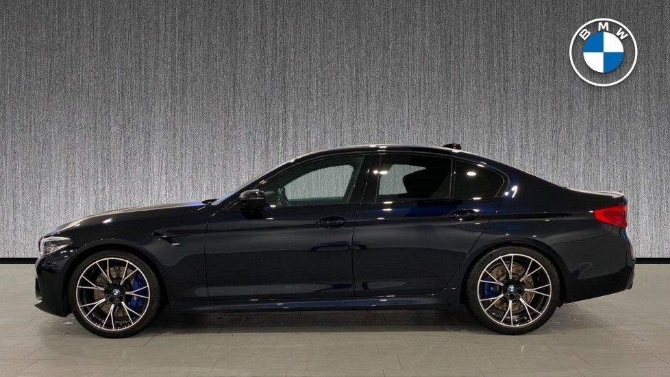 Image 3 - BMW BMW  Competition Saloon (VN19AXW)