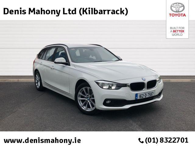BMW 3 Series 318D SE TOURING @ DENIS MAHONY KILBARRACK