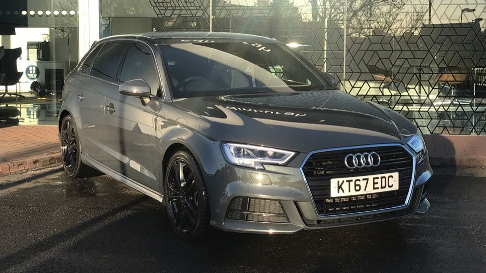 Used 2018 A3 1.5 TFSI S Line 5dr S Tronic
