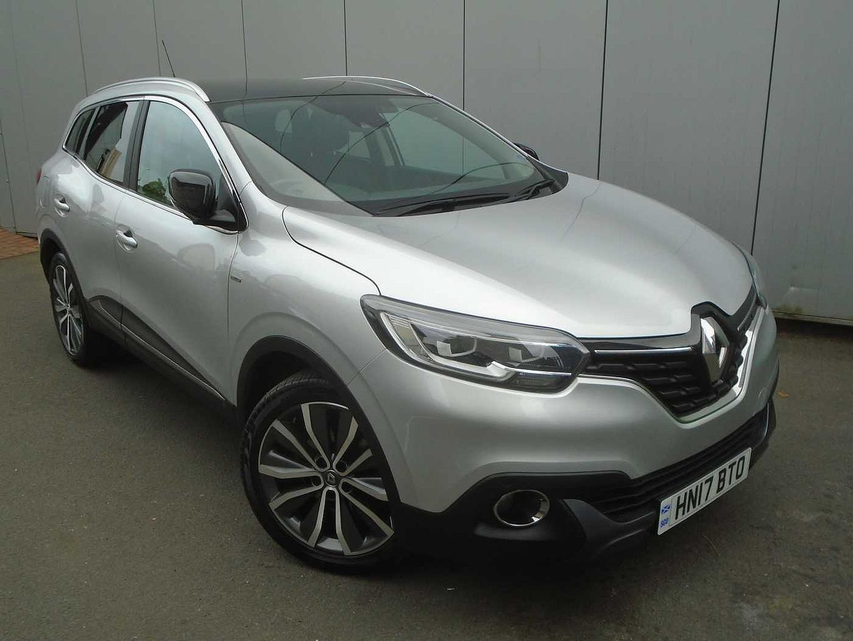 Renault Kadjar Crossover 1.5dCi Signature Nav Energy s/s