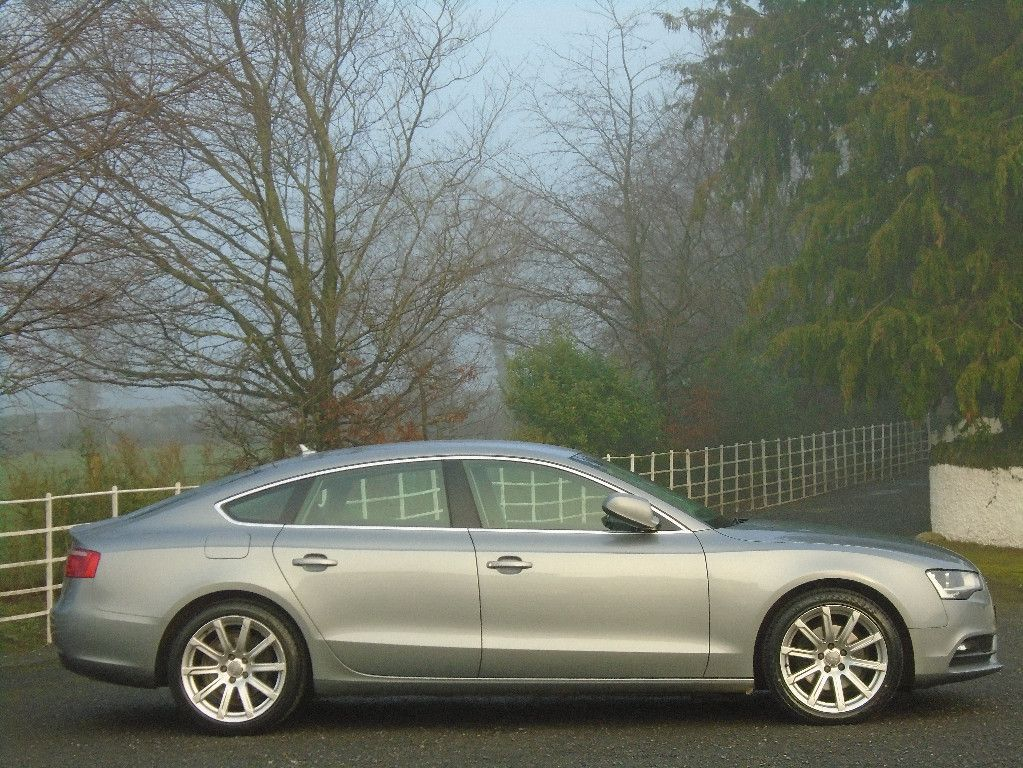Audi A5 2.0 TDI SE TECHNIK SPORTBAC SPORTBACK 148BHP A