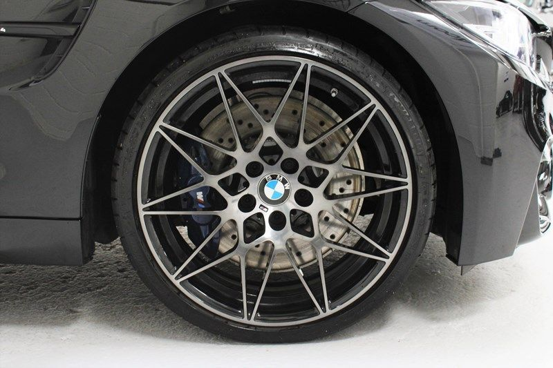 BMW 4 SERIES M4 COMPETITION 3.0 2dr