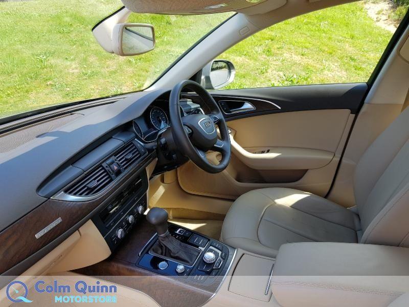 Used Audi A6 3.0TDI 204 QUATTRO S-T SE 4 (2013 (131))