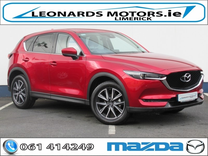 Mazda CX-5 ALL NEW CX5 2.2 150 GT SPORT SL