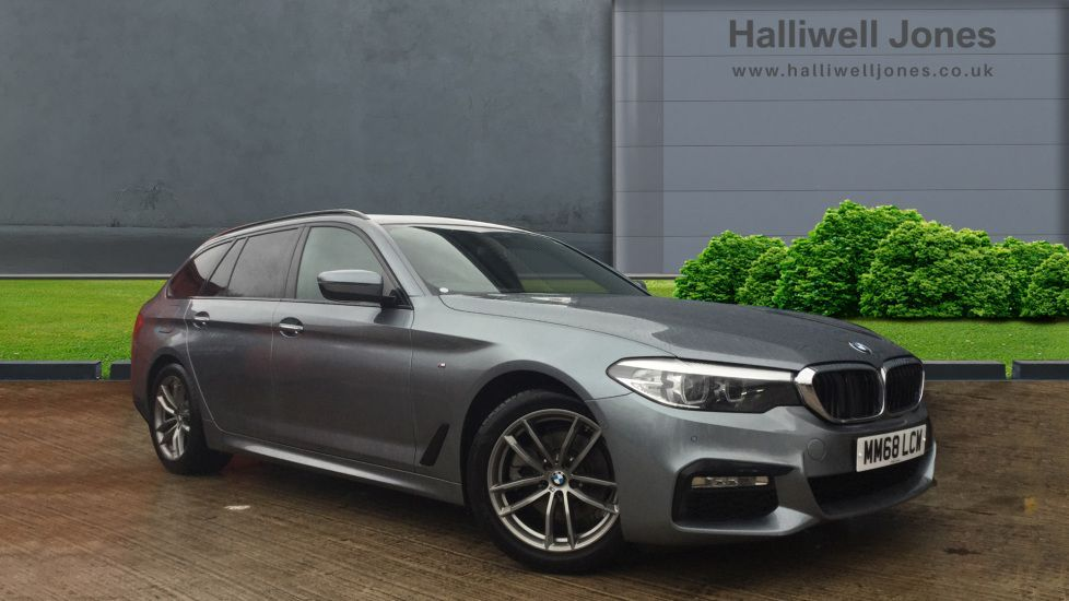Image 1 - BMW 520d M Sport Touring (MM68LCW)