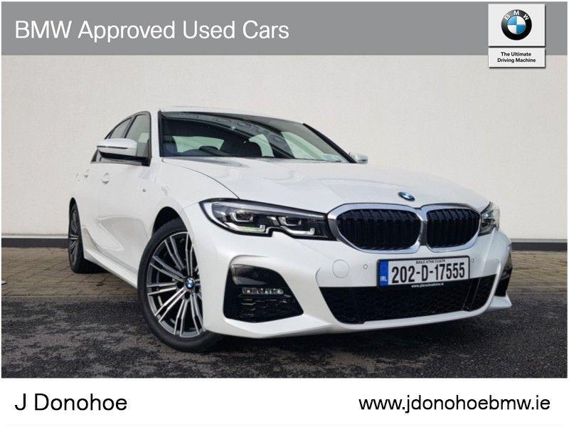 BMW 3 Series 320 MSPORT 3SML 4DR AUTO