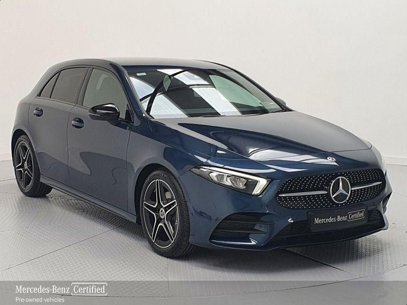 Mercedes-Benz A-Class *€485 per month* A 180D AMG LINE NIGHT PCK A/T