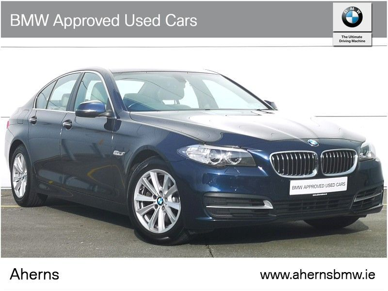 Used BMW 5 Series 520d SE Saloon (2016 (161))