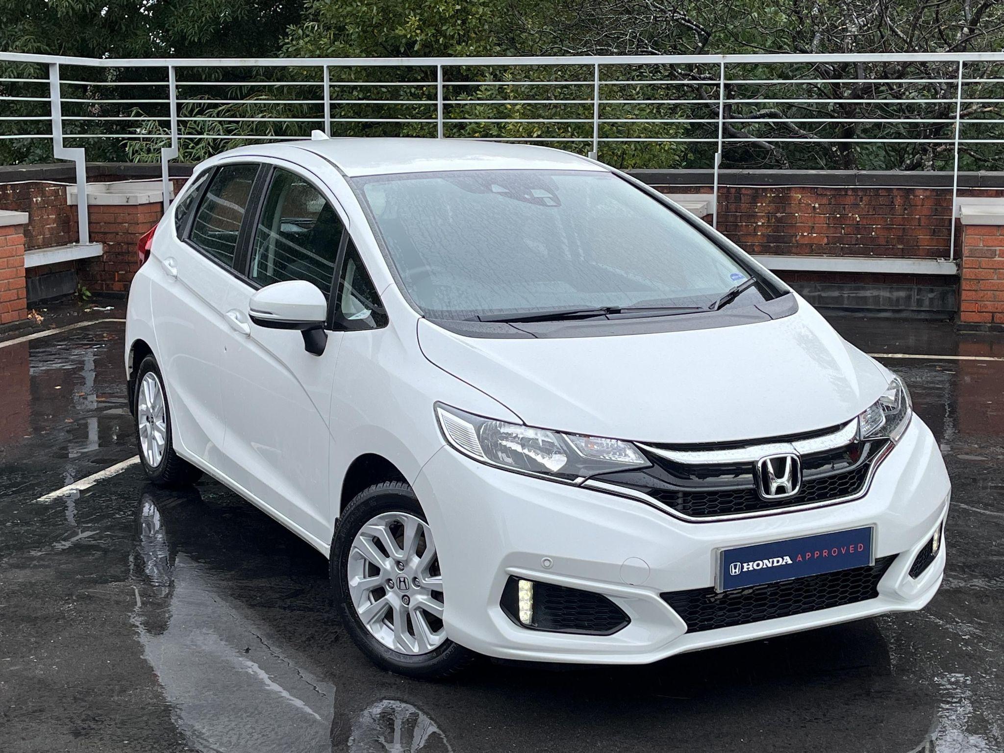 Honda Jazz 1.3 i-VTEC SE (s/s) 5dr