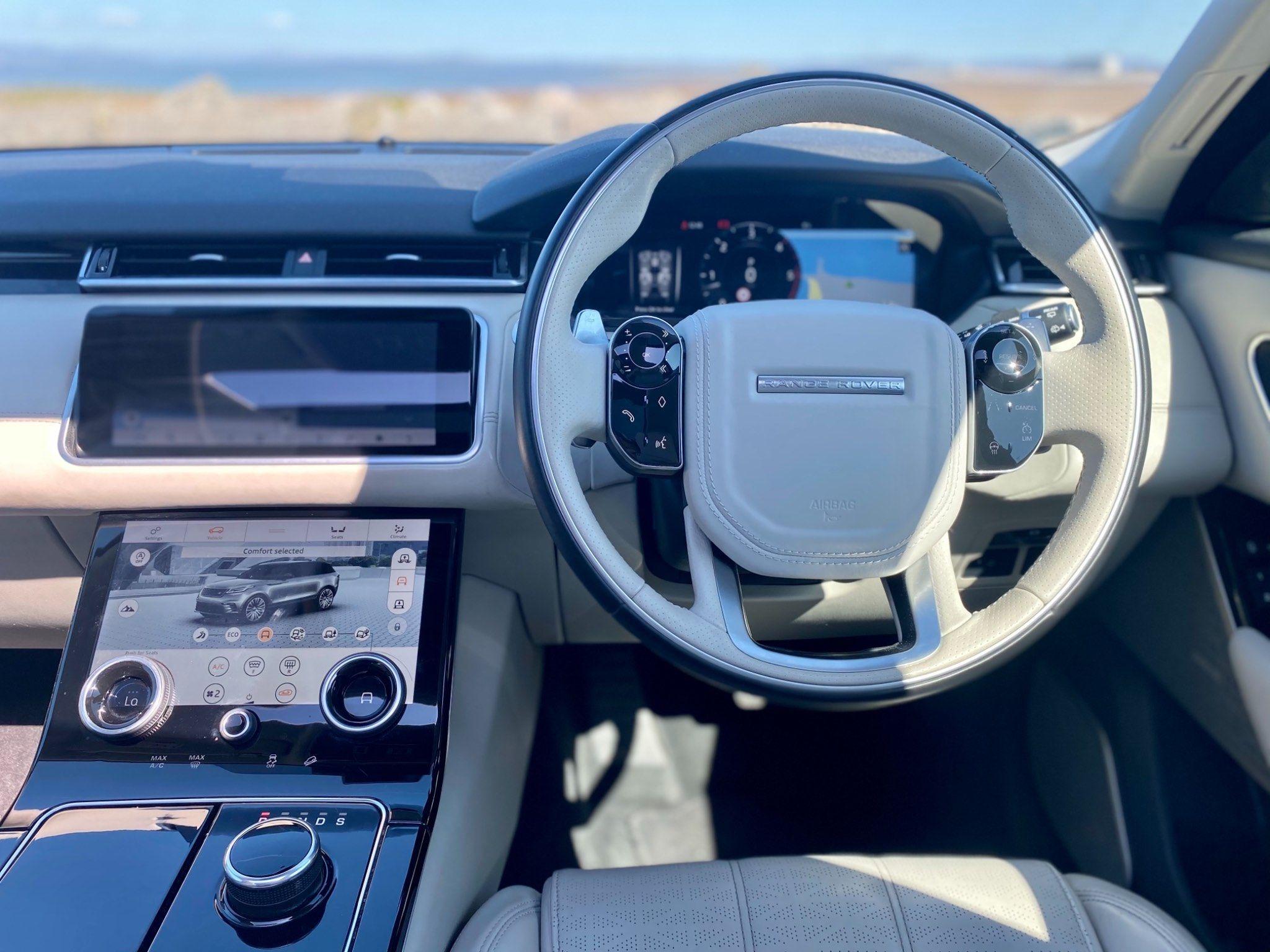 Land Rover Velar Images