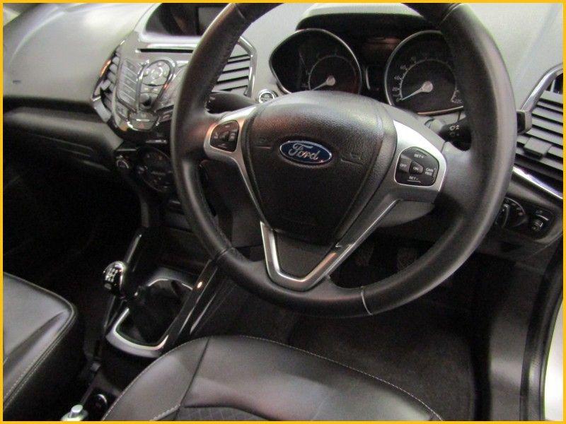 Used Ford EcoSport Titanium 1.5 Diesel (2017 (171))