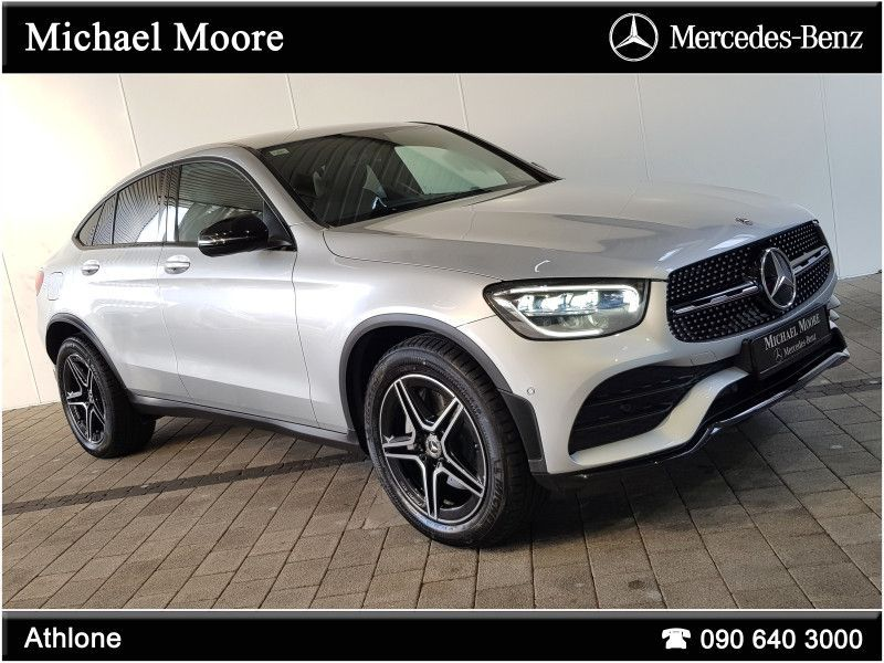 Mercedes-Benz GLC-Class 220d COUPE 4MATIC AMG *NIGHT PACK* AUTO