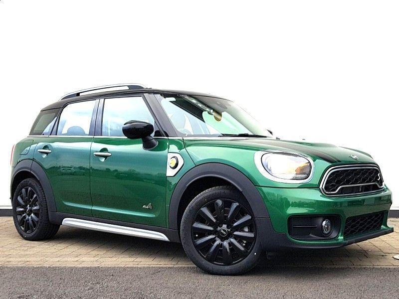 MINI Countryman All 4 Cooper S Hybrid From €95 Per Week