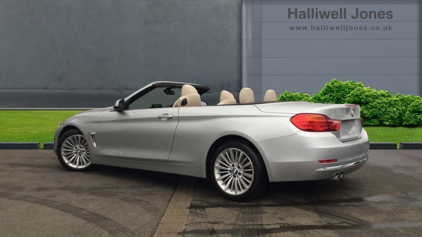 Image 2 - BMW 420d Luxury Convertible (ME16CJX)
