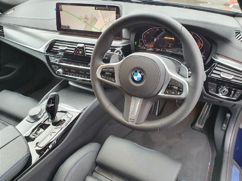 Used BMW 5 Series 520 M Edition AUTO (2021 (211))