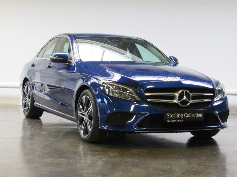 Mercedes-Benz C-Class C220D Premium A/T