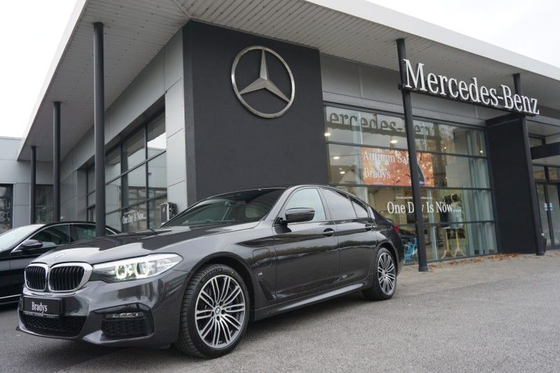 Used BMW 5 Series 530e M Sport 530e eDrive 12kWh PHEV 292 109hp/80kw Auto Start/Stop (2020 (201))