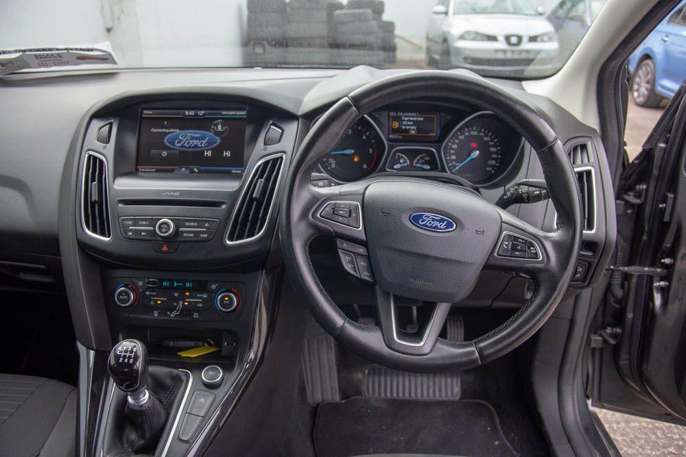 Used Ford Focus 1.5 Titanium Hatchback Diesel Manual (95bhp) (2016 (162))