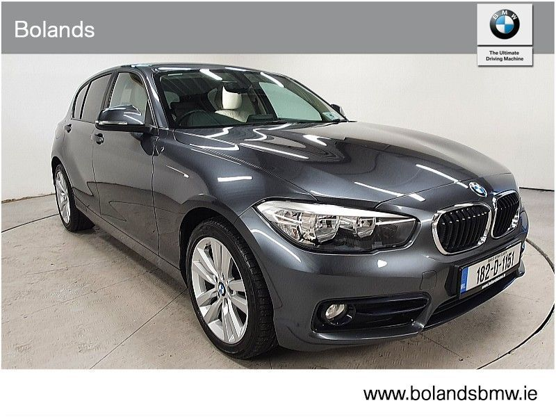 BMW 1 Series BMW 116d Sport From €80 Per Week